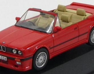 BMW Alpina C2 2.5 (E30) Convertible 1986 Red