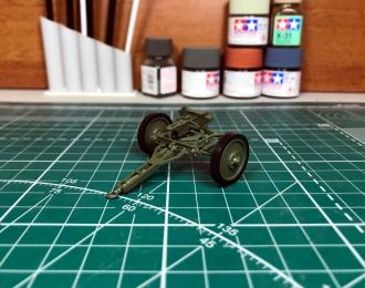 Передок для орудий МЛ-20, А-19 (чистая версия)