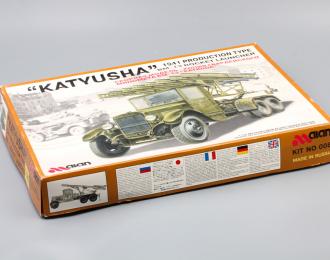 Сборная модель KATYUSHA