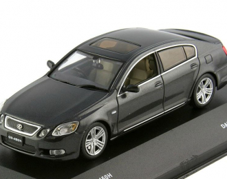 LEXUS GS450H 2006, dark gray metallic