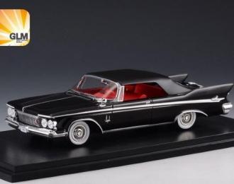 CHRYSLER Imperial Crown Convertible (закрытый) 1961 Black
