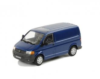 VOLKSWAGEN Transporter, Premium Line 1:50, синий