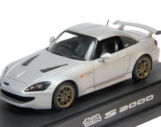 HONDA Mugen S2000, silver
