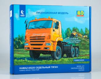 Сборная модель Камский грузовик 65225 (рестайлинг) седельный тягач