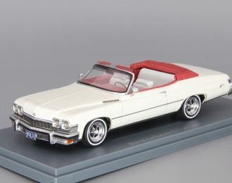 (Уценка!) BUICK LeSabre Convertible (1974), white / red