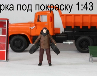 Сборная модель Рубик Хачикян