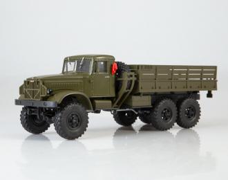 КРАЗ-214 бортовой, Легендарные Грузовики СССР 13