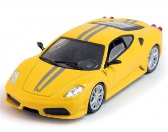FERRARI F430 Scuderia, Ferrari Collection 20, yellow