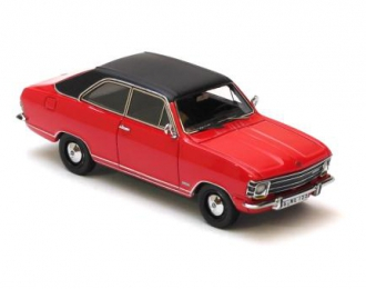 OPEL Olympia LS 1970, red/black