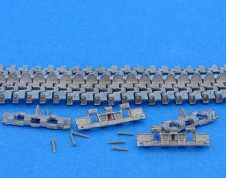Траки металлические для немецкого танка VK4501(P)