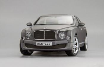 Bentley Mulsanne Speed 2014 (dark grey)