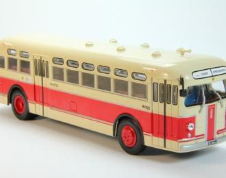 ЗИС-154 СССР (1946), red / beige