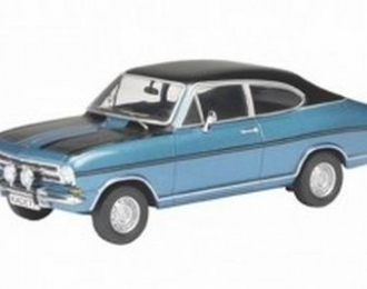 OPEL Kadett B Coupe 1973, blue
