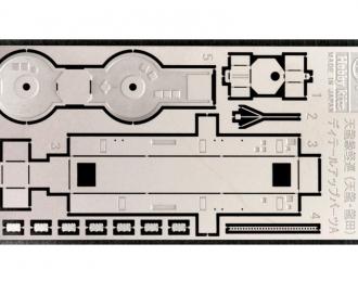 Фототравление Детали для апгрейда легкого крейсера TENRYU часть A
