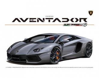Сборная модель Lamborghini Aventador LP700-4 (Full Engine Detail)