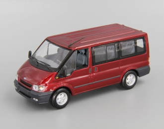(Уценка!) FORD Transit Tourneo Van (2001), dark red