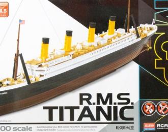 Сборная модель Лайнер RMS TITANIC