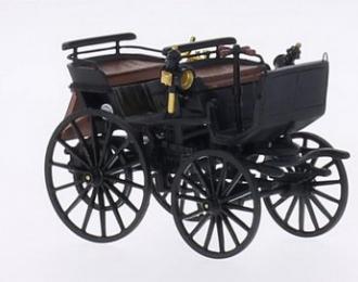 DAIMLER Kutschenwagen (1886), black