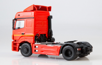КАМАЗ-5490 седельный тягач, красный