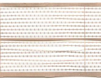 колючая проволока масштаб 1:35 длинна 1660 мм набор 2