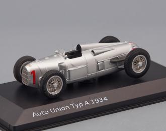 AUTO UNION Grand Prix Type A, silver