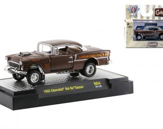 CHEVROLET Bel Air Gasser (1955), brown