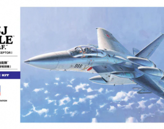 Сборная модель Самолёт F-15J Eagle J.A.S.D.F. Interceptor
