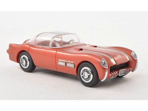 PONTIAC Bonneville Special Motorama Dream Car 1954, Bronze