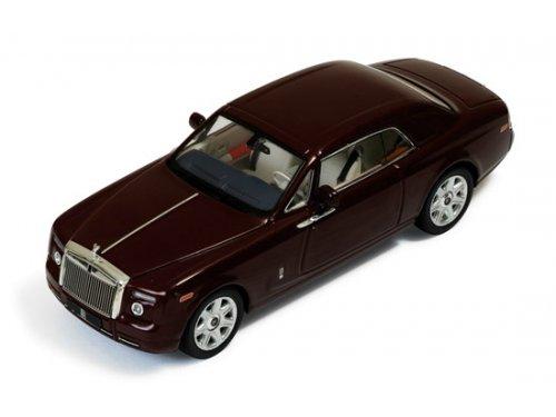ROLLS-ROYCE PHANTOM Coupe 2008 вишневый