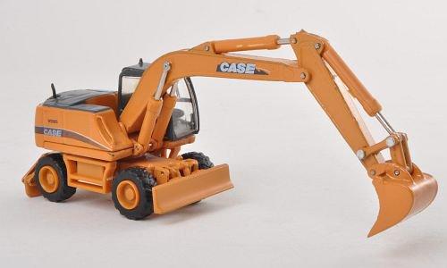 CASE Wheeled Excavator WX185