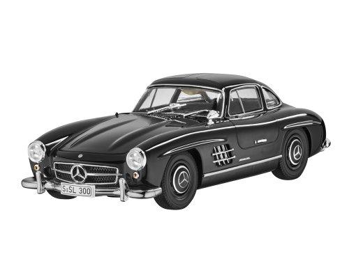 MERCEDES-BENZ 300SL Gullwing (1954–1956) W198 black