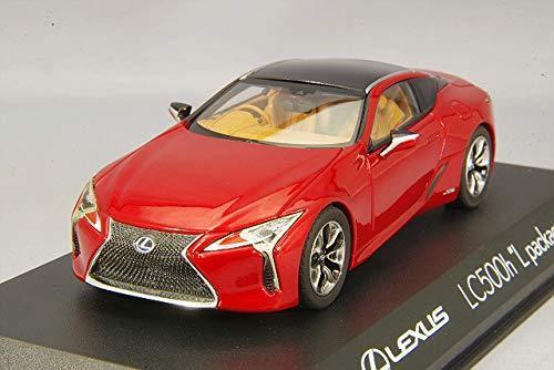 Lexus LC500h (red)