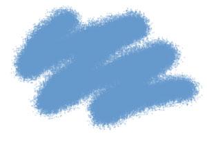 Краска серо-голубая, акриловая (12 мл.)