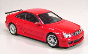 MERCEDES-BENZ CLK DTM AMG COUPE, red
