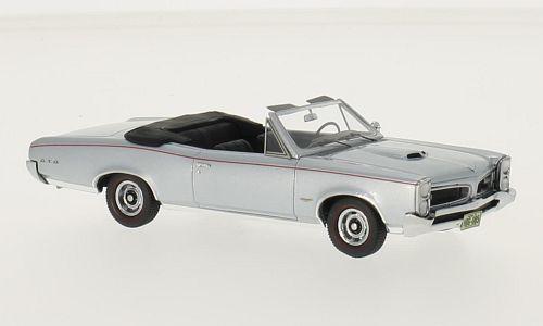 PONTIAC GTO Convertible 1966 Metallic Light Grey