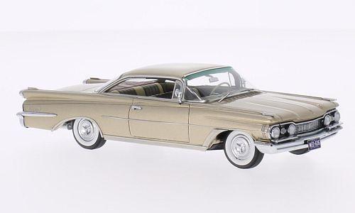 Oldsmobile Ninety Eight Hardtop 1959 Light Golden