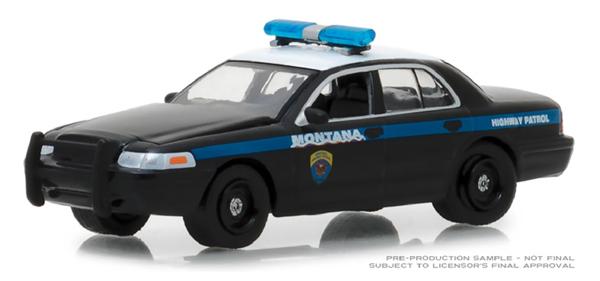 "FORD Crown Victoria Police Interceptor ""Montana Highway Patrol"" 2001"