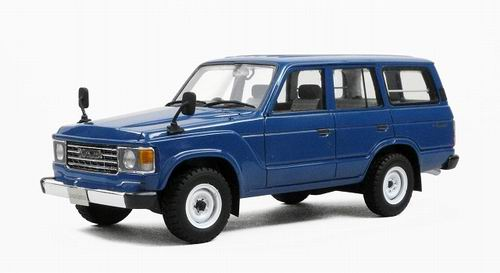 (Уценка!) TOYOTA Land Cruiser 60 5dr (1980), blue