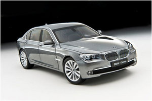 BMW 750LI (F02) Long Version, GREY