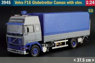 Сборная модель Volvo F16 Globetrotter Canvas