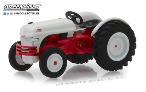 трактор FORD 8N 1947 White/Red
