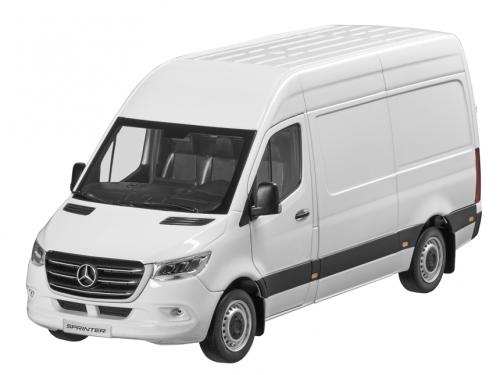 MERCEDES-BENZ Sprinter W907 2018 white