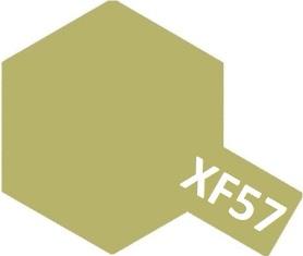 XF-57 Buff (краска акриловая матовая, пыль), 10мл.