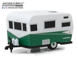 кемпер-трейлер SIESTA 1958 White/Green