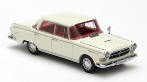BORGWARD P100 white 1960