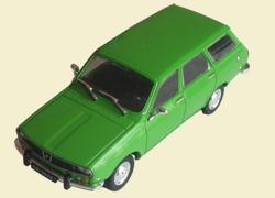 DACIA 1300 Kombi, Kultowe Auta 84, зелёный