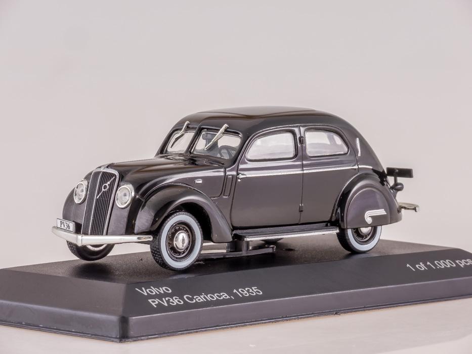 Volvo Pv36 Carioca 1935 Black