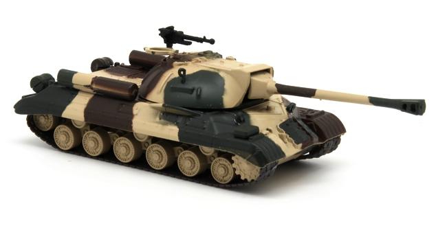 JS-3M Armii Egipskiej (1973), Czolgi Swiata 35