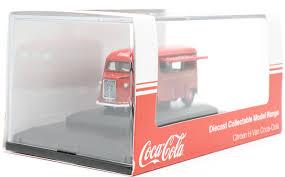 """CITROEN Type H Van """"Coca Cola"""" 2018"""