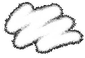 Краска белая акриловая